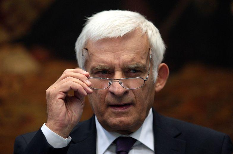 Jerzy Buzek uhonorowany w Niemczech