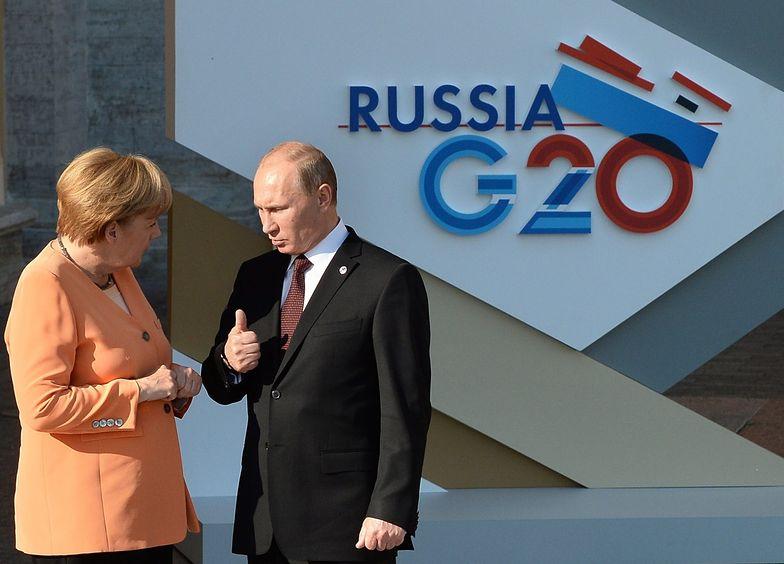 """Państwa G20 przyjęły """"petersburski plan"""""""