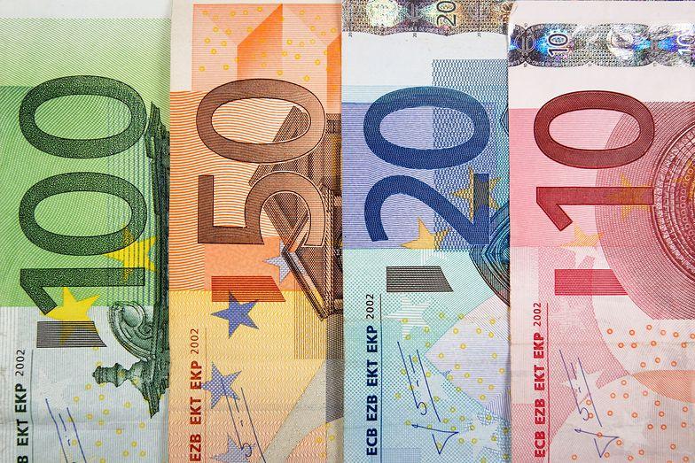 EBC dodrukował już pieniądze o wartości 5,3 bln dol. To światowy rekord