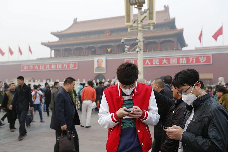 Katastrofa na placu Tiananmen. Są zabici i ranni