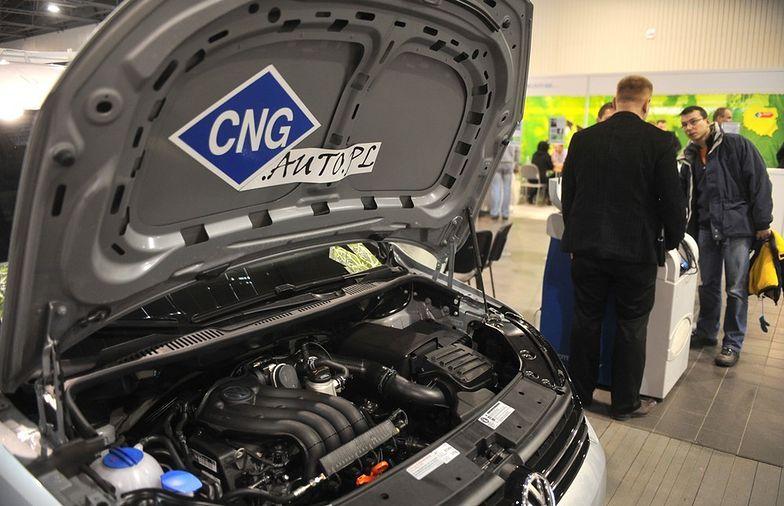 Akcyza na LNG i CNG wyniesie zero procent.