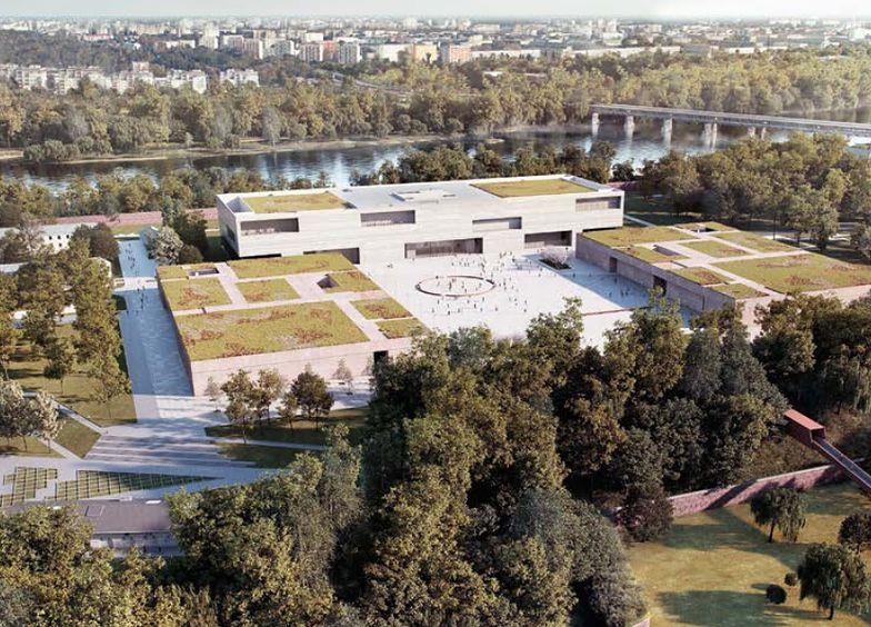 Tak ma wyglądać Muzeum Historii Polski