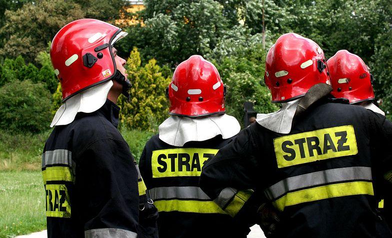MSW chce zmienić zasady rekrutacji strażaków, by nie dopuścić do dyskryminacji