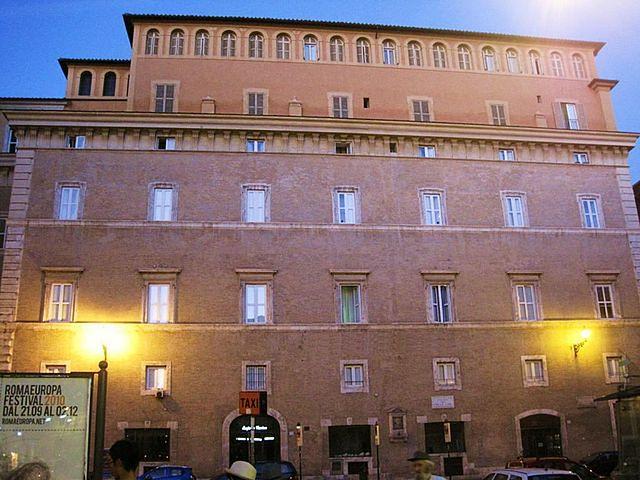 Wesołowski mieszkał w tym hotelu - tym samym, w którym </br>zatrzymał się Jose Bergoglio przed konklawe</br>