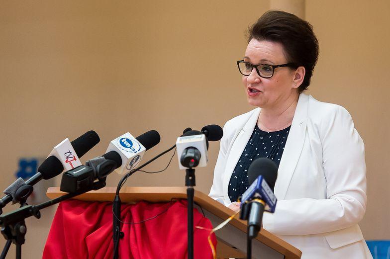 Reforma szkolnictwa. Minister edukacji: nie będzie zwolnień nauczycieli