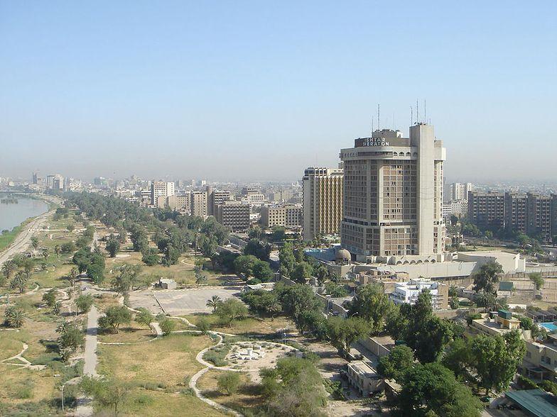 """Sytuacja w Bagdadzie. Nie ma obecnie """"nieuniknionego zagrożenia"""""""