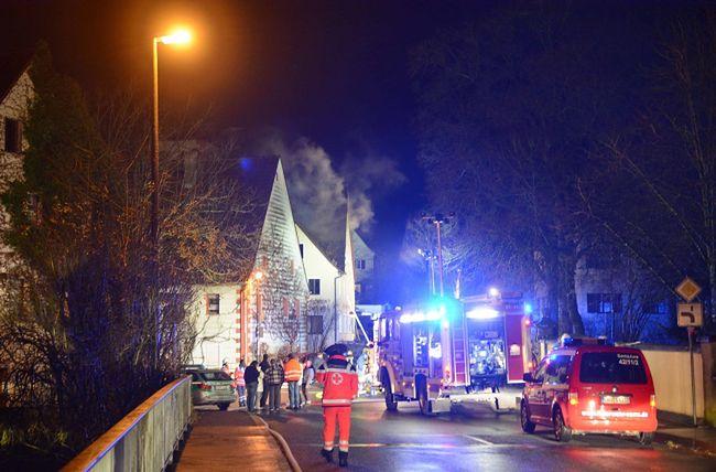 Neonaziści w Niemczech. Kolejne podpalenia domów uchodźców
