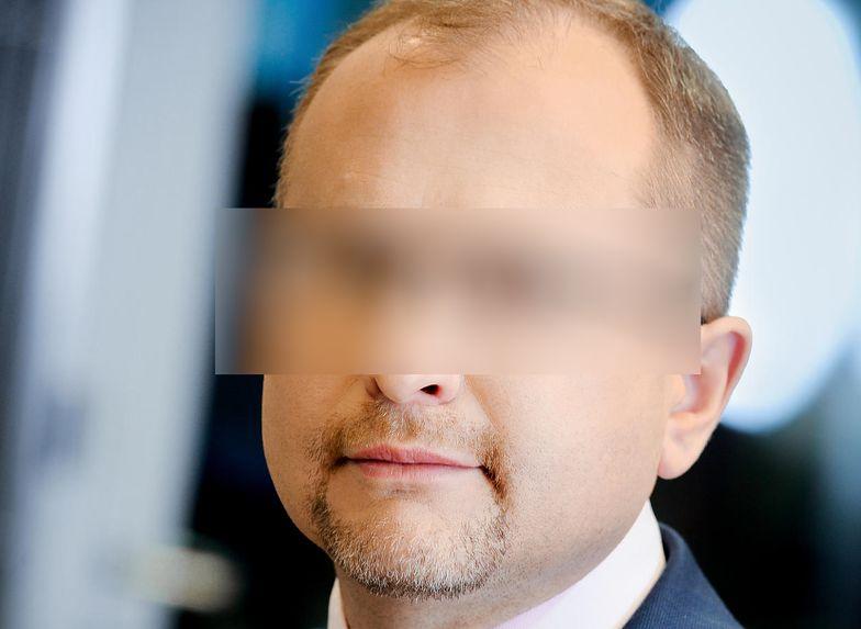 Były prezes GetBack Konrad K. zatrzymany