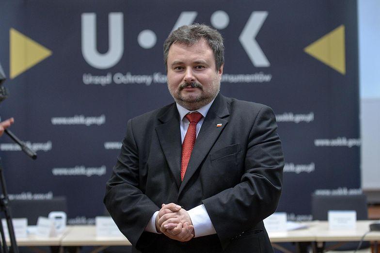- Łamanie prawa nie może się opłacać - mówi prezes UOKiK