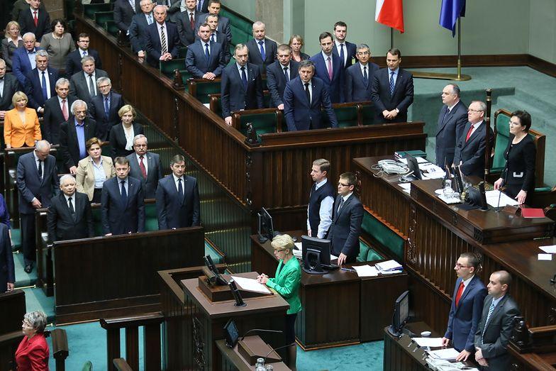 Kanonizacja Jana Pawła II. Sejm przyjął uchwałę ws. uczczenia papieża