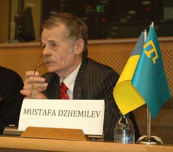 Konflikt na Ukrainie. Przywódca Tatarów apeluje, by nie zapominać o Krymie