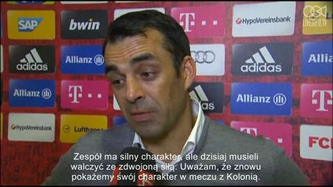Reakcje na zwycięstwo Bayern Monachium nad Werder Bremen z wynikiem 6-0