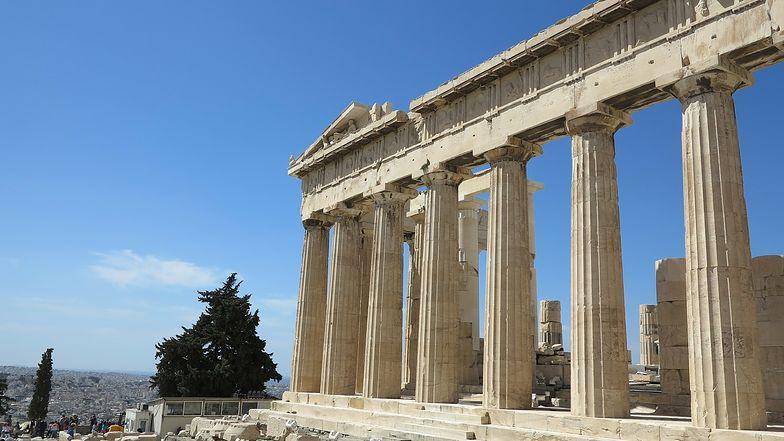 Kryzys w Grecji. Pomysł sprzedania Akropolu nadal aktualny?