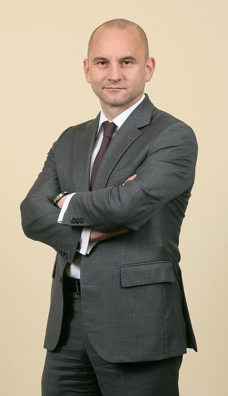 na zdjęciu: Rafał Juszczak, prezes Getin Holding