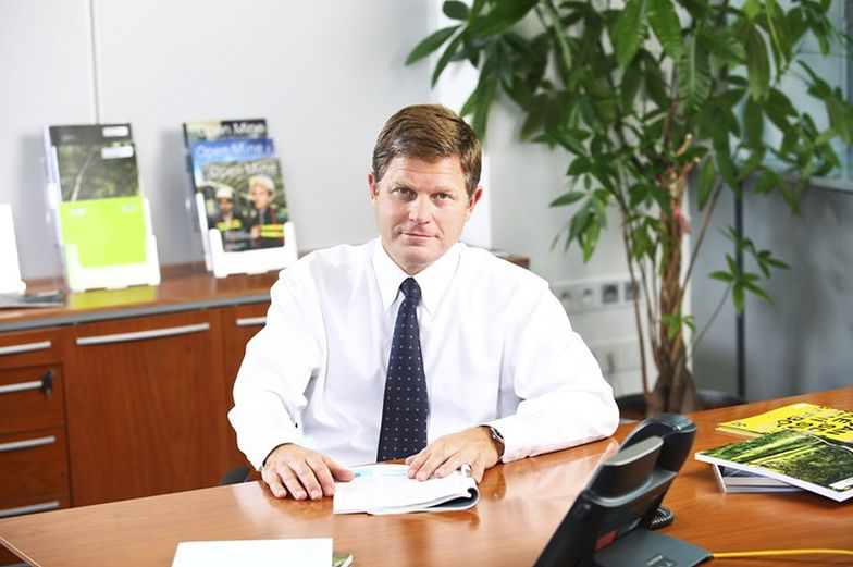 Gareth Penny, prezes NWR