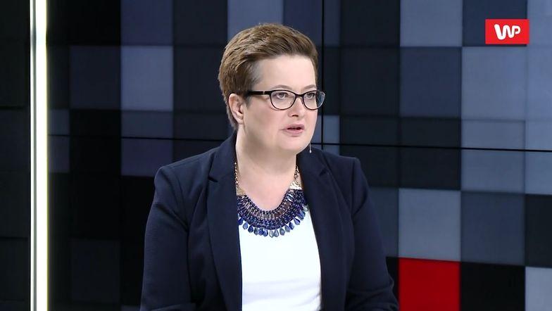 Katarzyna Lubnauer o Morawieckim: podnosi ZUS dla firm, nie pomaga przedsiębiorcom