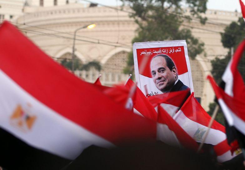 Nowy prezydent Egiptu chłodno przyjęty przez Zachód