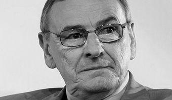 Na zdj. Zbigniew Romaszewski