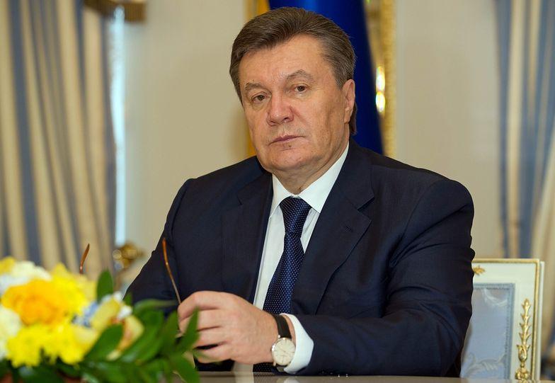 """""""Pod presją Zachodu Janukowycz doprowadził swój kraj do rozlewu krwi i rozpadu"""""""