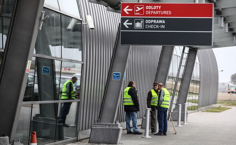 Ważna decyzja w sprawie Modlina. To koniec lotniska?
