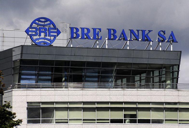 Zysk netto BRE Banku powyżej oczekiwań