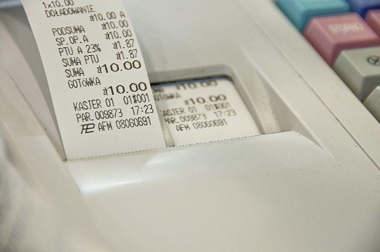 E-paragony już za rok. Policzysz, ile wydajesz na jedzenie, a fiskus łatwiej złapie podatkowych oszustów