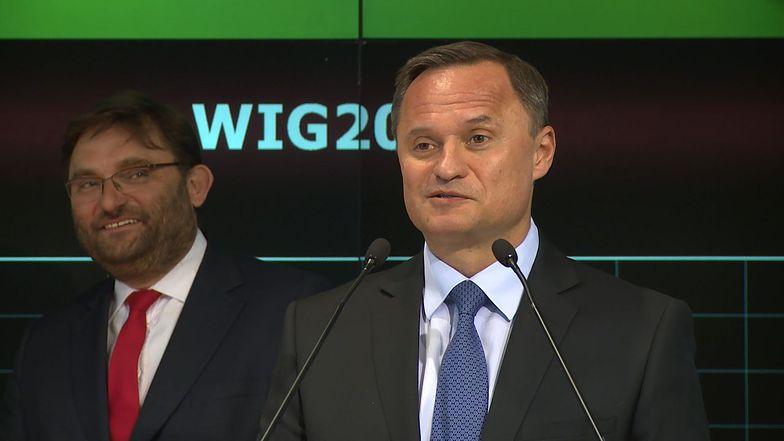 Leszek Czarnecki dla Money.pl: Idea Bank debiutował w niezbyt przyjaznej atmosferze