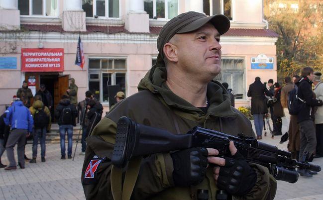 Rozejm na Ukrainie kruchy. Donbas walczy o przywileje