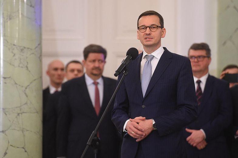 Mateusz Morawiecki zapowiada, że nowy rząd nie będzie rządem skrajności