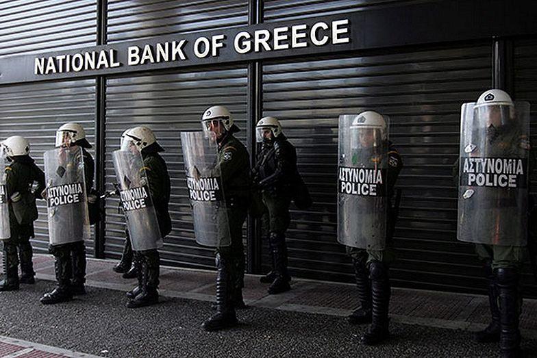 Kryzys w Grecji. Ateny zapowiadają współpracę z EBC