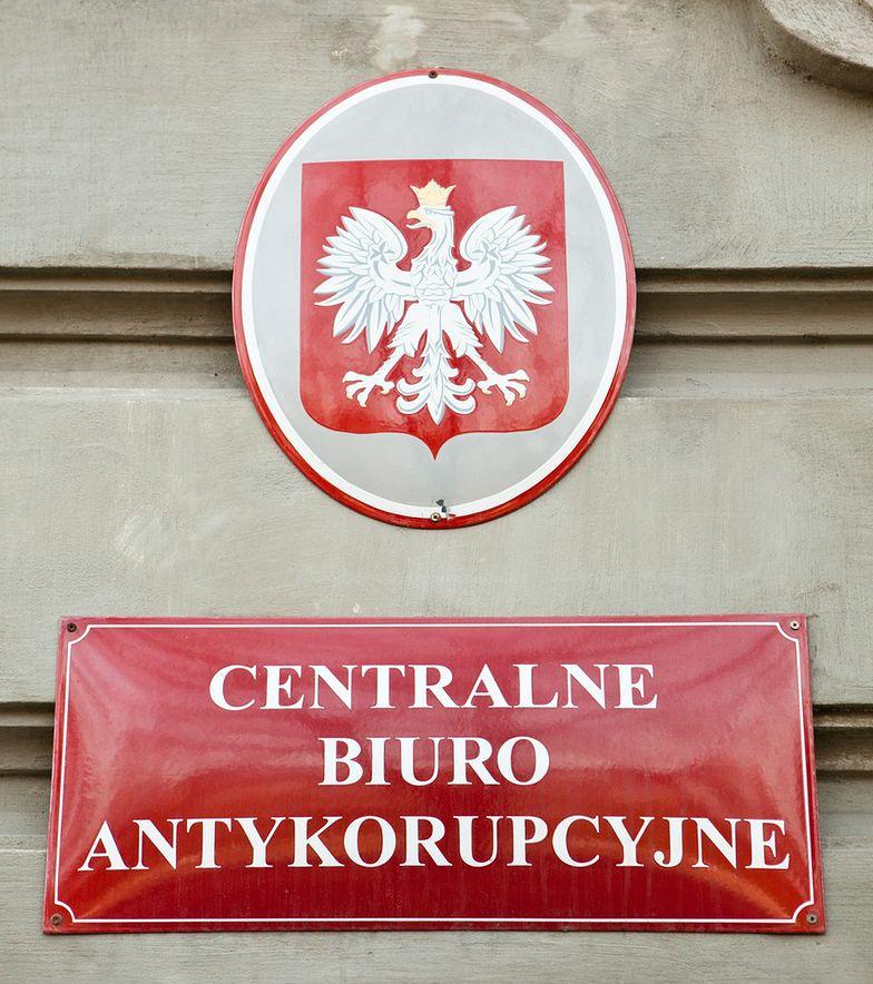 CBA prowadziło śledztwo dotyczące ustawiania przetargów na ponad 1,5 mln zł.