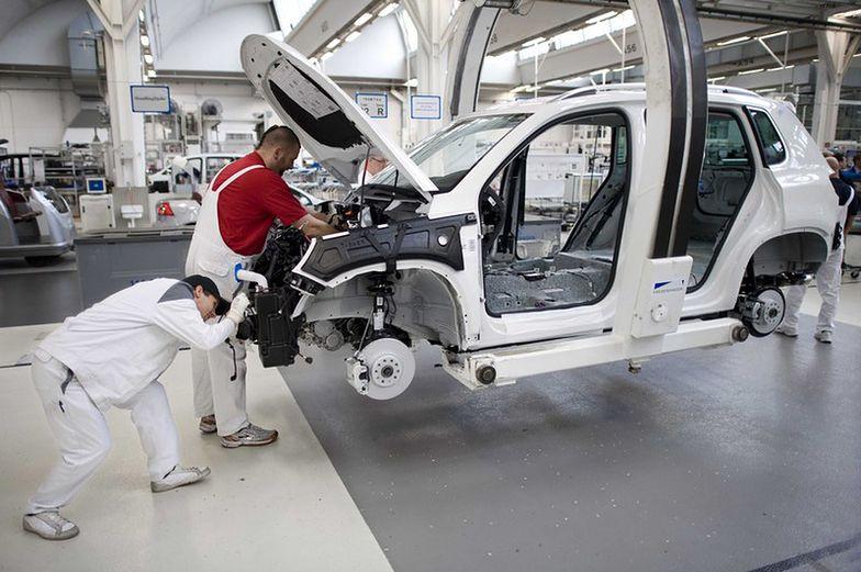 Europejski przemysł samochodowy w historycznym dołku
