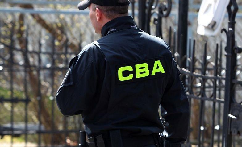 CBA wcześniej zatrzymało pośredników. Dziś w ręce agentów wpadły urzędniczki.