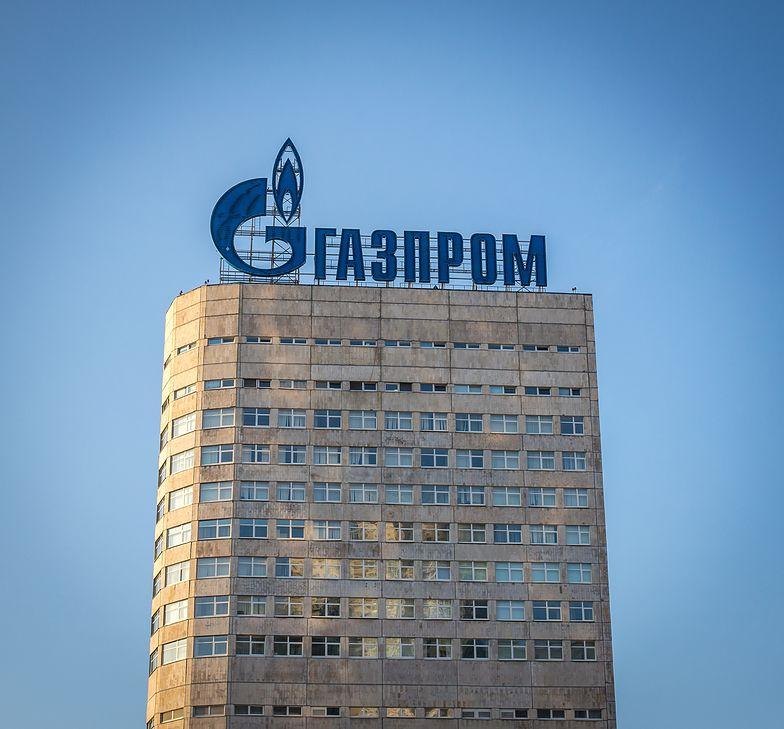 Gazprom unieważnił umowę akcjonariuszy spółki Nord Stream 2