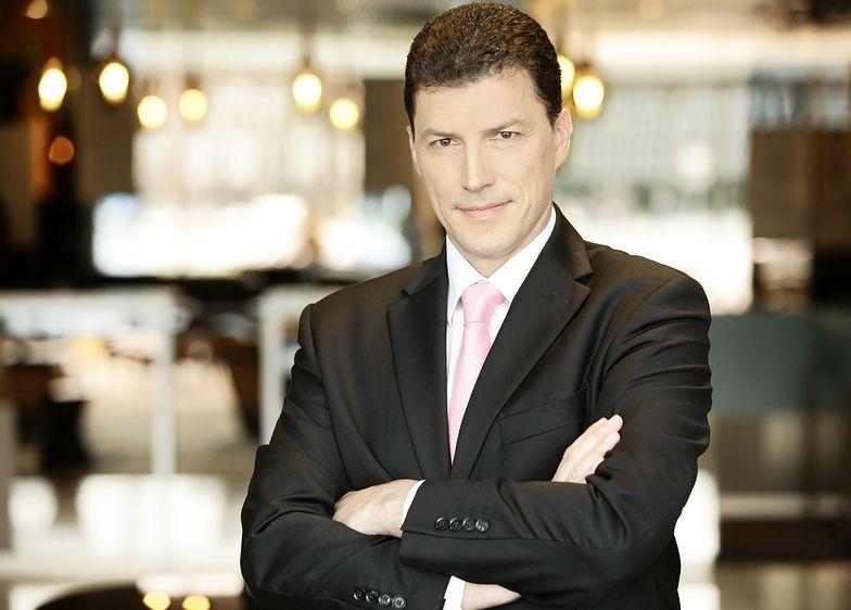 Prezes Orbisu - Gilles Clavie