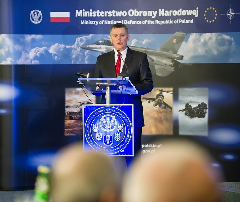Szef MON: Polska zainteresowana budową tarczy antyrakietowej