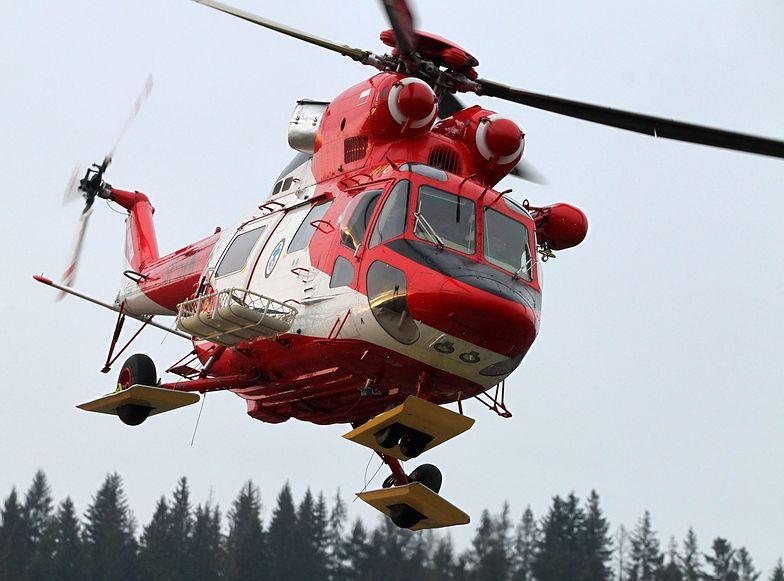 W Tatrach doszło wczoraj do kilku groźnych wypadków