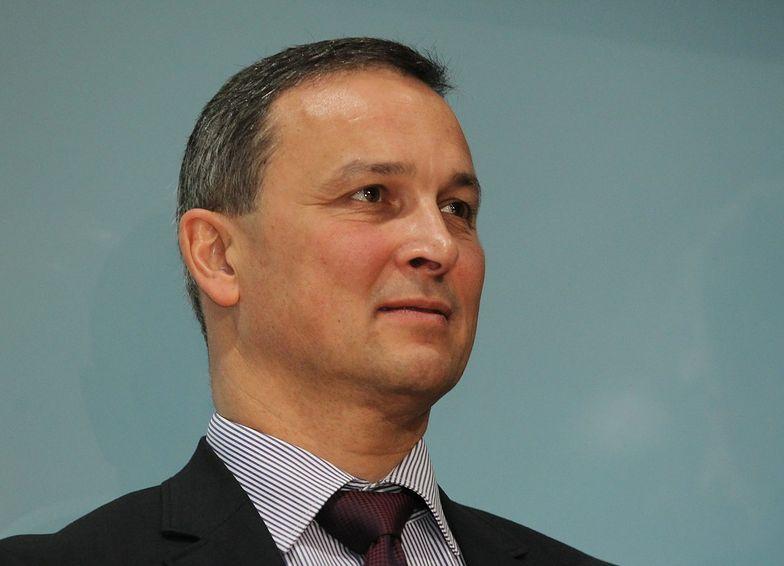 Dariusz Pachla, wiceprezes LPP
