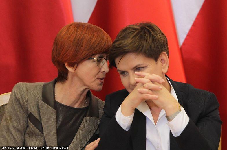 """Nad programem """"Mama Plus"""" pracowały m.in. minister Elżbieta Rafalska i wicepremier Beata Szydło"""