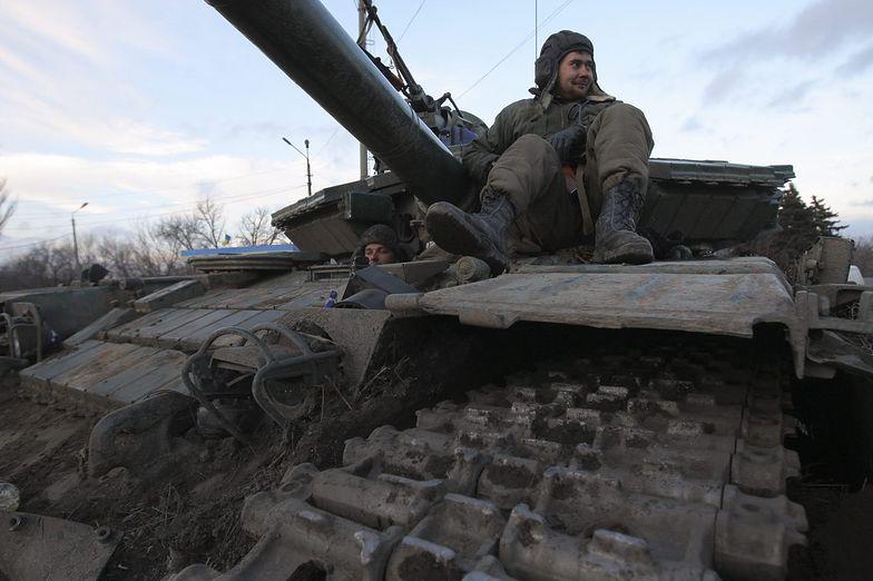 Wojna na Ukrainie. Zacięte walki koło Mariupola
