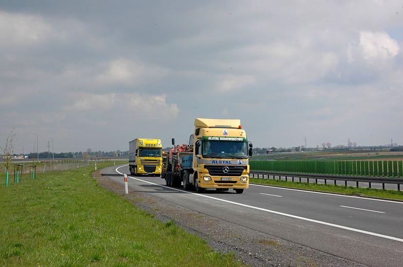 W Polsce branża transportowa wytwarza 10 proc. krajowego PKB.