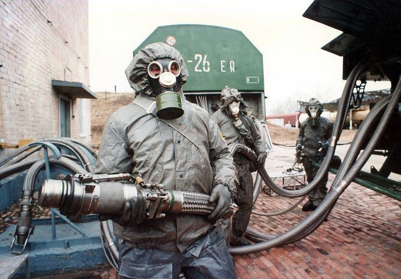 Broń chemiczna w Syrii. Misja OPCW odbywa się bez zakłóceń