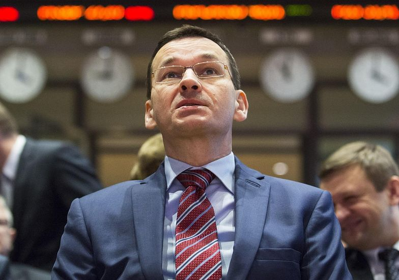 Z tego biliona premier Morawiecki nie może być dumny.