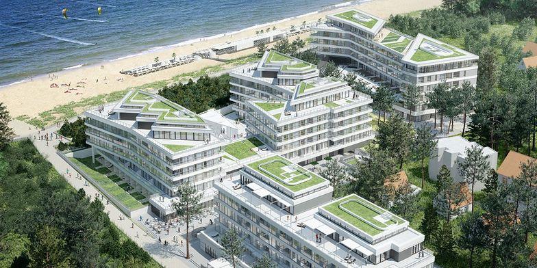 Prywatny apartament nad morzem pozwala komfortowo wypocząć i bezpiecznie zarobić