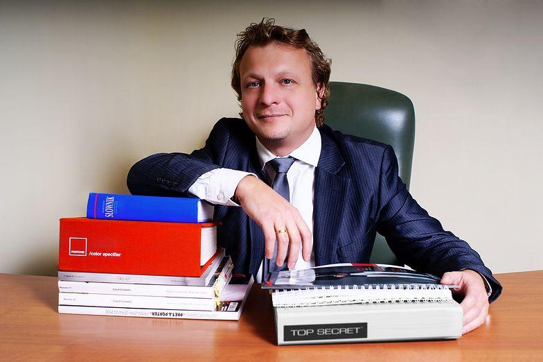 Radosław Wiśniewski, prezes Redan