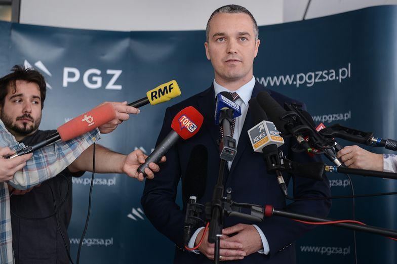 Błażej Wojnicz, prezes PGZ tłumaczy się z wpadki Autosan