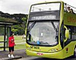 Nowatorskie podejście do komunikacji miejskiej. Brazylijskie autobusy w sieci 3G