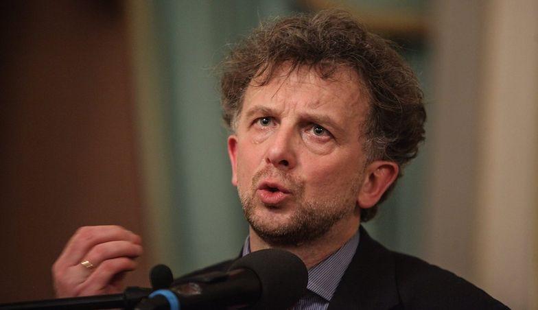 profesor Ireneusz Kamiński