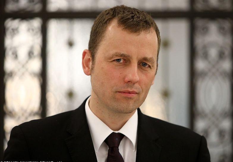 Mikołaj Wild zapowiada nowe inwestycje związane z Centralnym Portem Komunikacyjnym