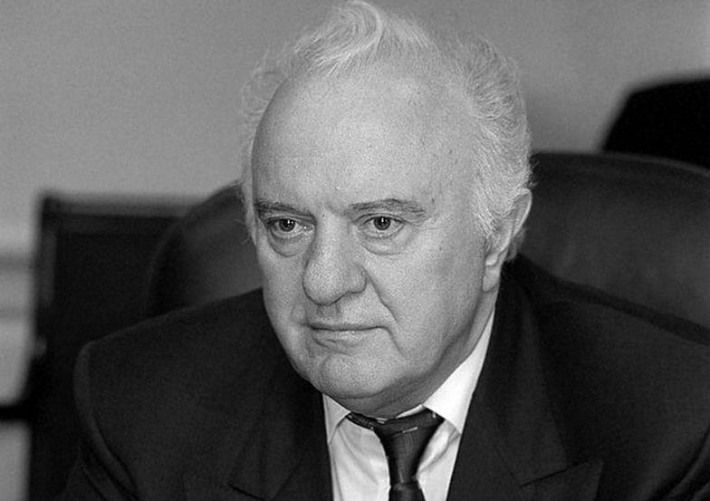 Były prezydent Gruzji Eduard Szewardnadze nie żyje. Miał 86 lat